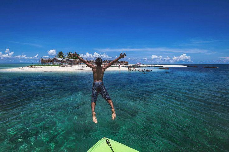 Jump off the boat | by Syahrel Azha Hashim