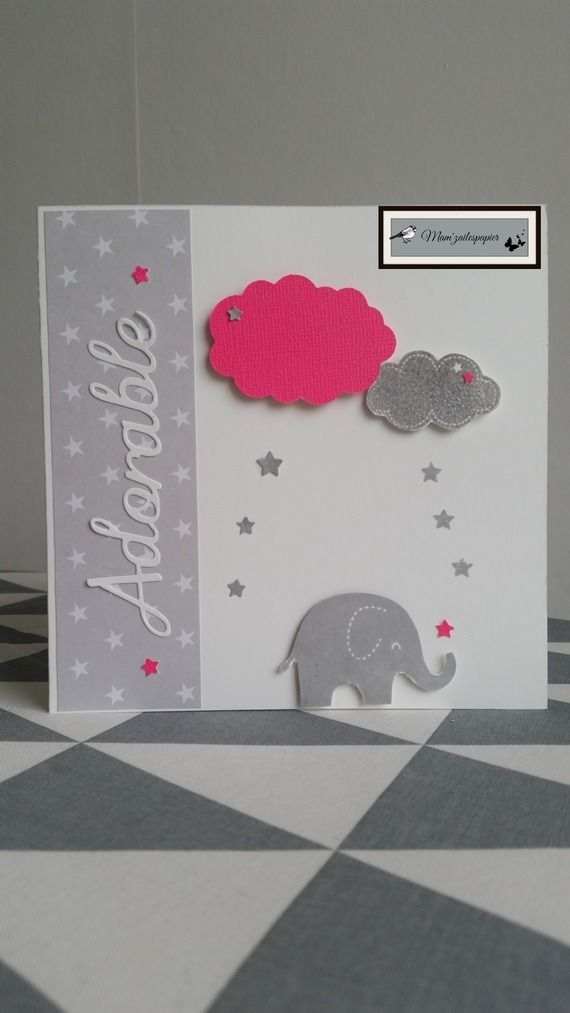 faire part de naissance fille: http://www.alittlemarket.com/faire-part/fr_faire_part_de_naissance_rose_et_gris_elephant_-13735631.html