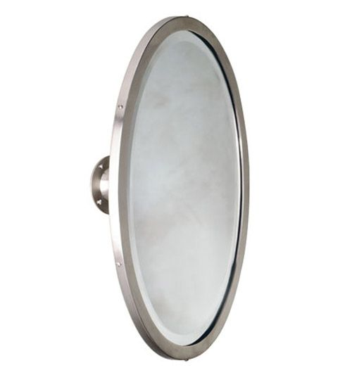 34 best urban mirrors medicine cabinets images on for Oval swivel bathroom mirror