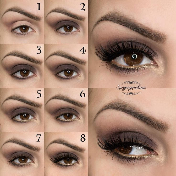 Neutral Color Eyeshadow