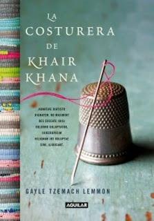 La costurera de Khair Khana de Gayle Tzemach Lemmon