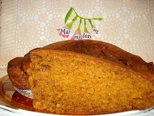 Gâteau yaourt aux épices