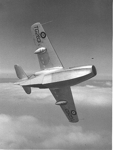 Saunders-Roe SR./A.1 was a prototype flying boat fighter aircraft designed and built by Saunders-Roe in 1947. It was tested by the Royal Air Force shortly after World War II.