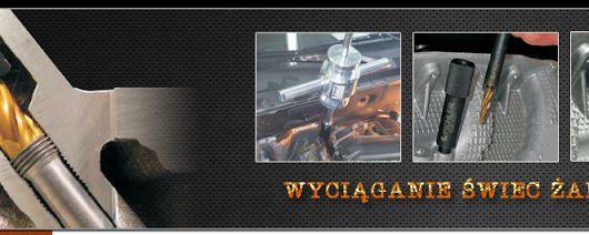 WYCIĄGANIE WYKRĘCANIE URWANYCH ŚWIEC ŻAROWYCH Kraków Małopolska 517-412-036