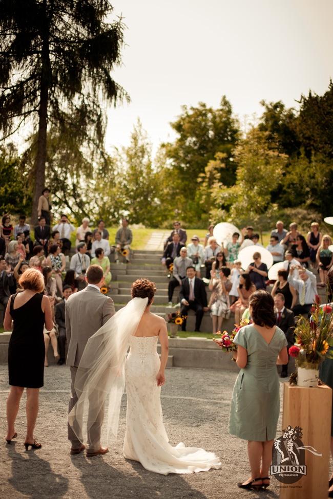 Beautiful Garden Wedding Ideas: Roseline Sturdy Amphitheatre Outdoor Wedding. Beautiful