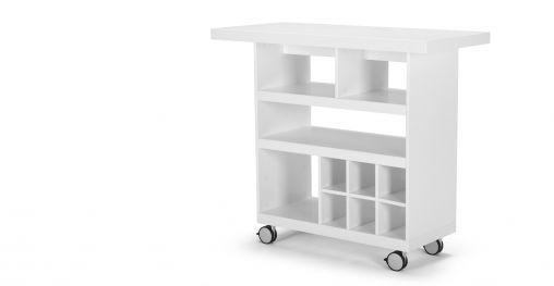 Bramante Küchenwagen, Weiß