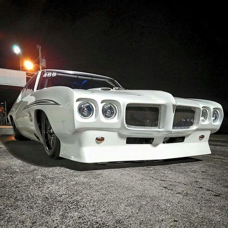 Remember...Street outlaws big chiefs GTO Crow