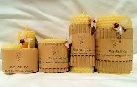 Znalezione obrazy dla zapytania beeswax candle like images