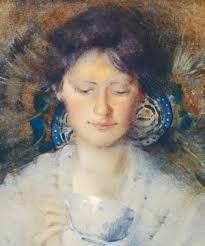 Image result for frances hodgkins portraiture