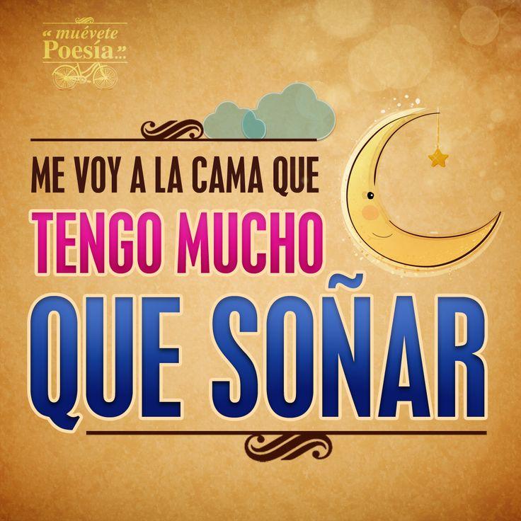 Buenas noches. Dulces sueños. Hasta Mañana!!!