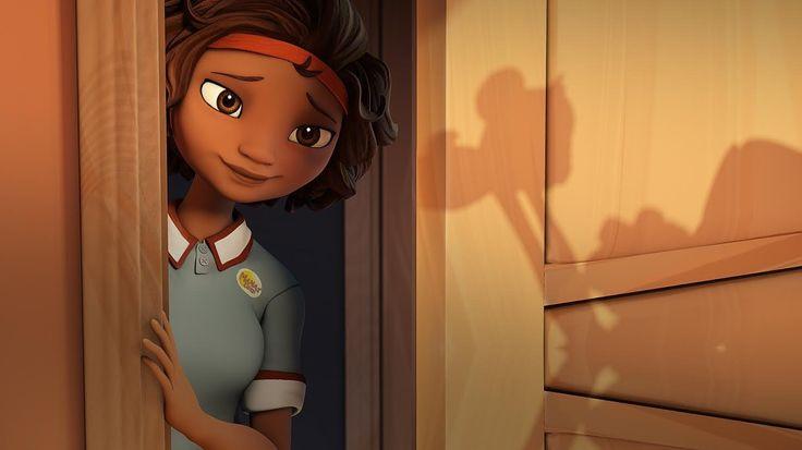 TAMARA. Corto sobre una niña sorda que quiere ser bailarina. #ABP_INTEF #INTEF via @Cole3punto0