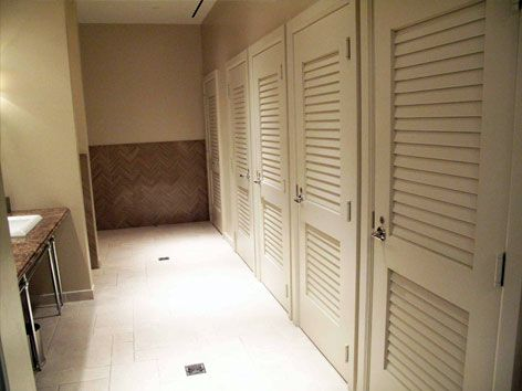 Image Result For Tall Glass Cabinet For Bathroom