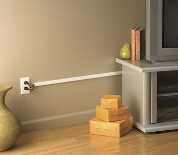 Only Best 25 Ideas About Hide Cable Cords On Pinterest