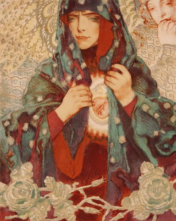 Color & Light - Józef Mehoffer - 1911