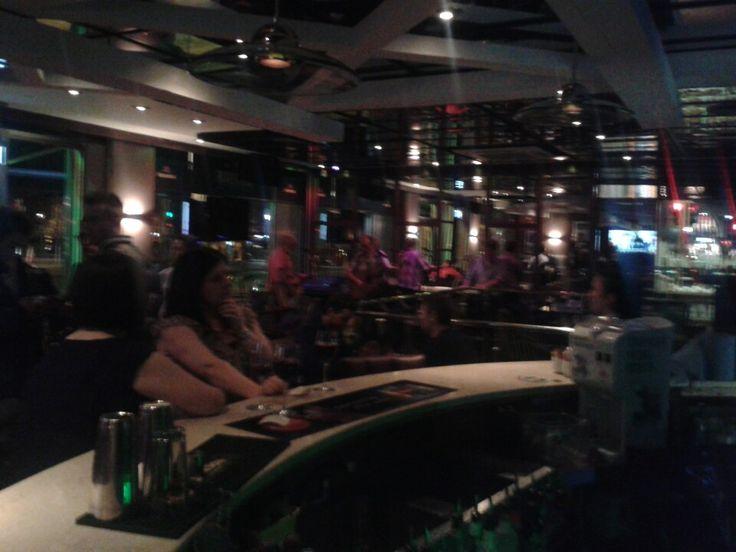 River Bar in Dublin