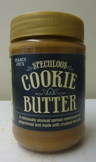 What's Good at Trader Joe's?: Trader Joe's Speculoos Cookie Butter- oh my goodness= it is!! @Christine Mouw