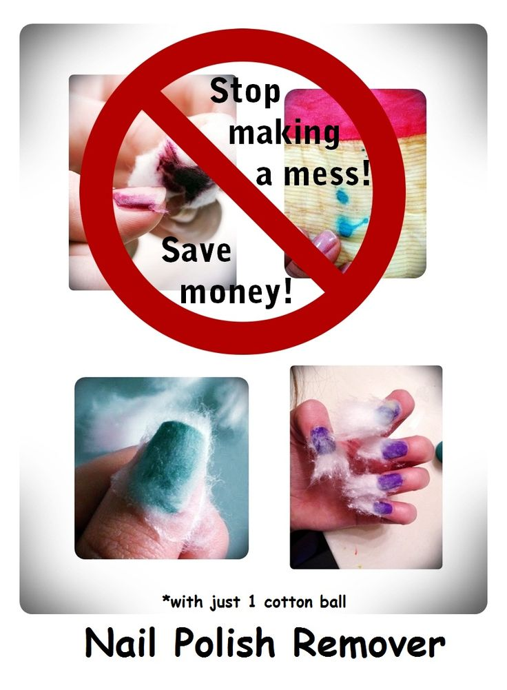 1000 Ideas About Removing Nail Polish On Pinterest Nail