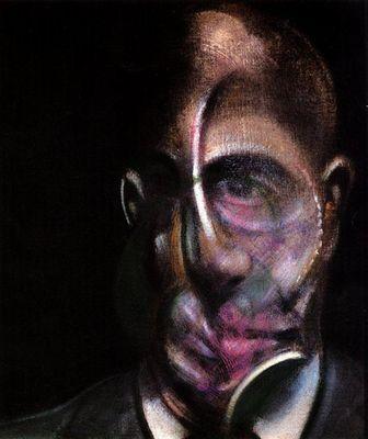Francis Bacon (1909-1992) - Autoportrait