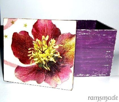 Cutie Purple flower, by ramsmade, 30 Lei