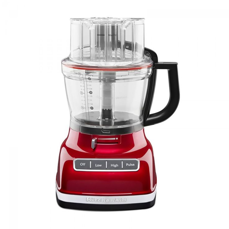 KitchenAid® Architect Series 14-Cup Food Processor - Red | A must have for the kitchen! Now $80 Off, for a limited time only! (ends Dec 31, 2016)