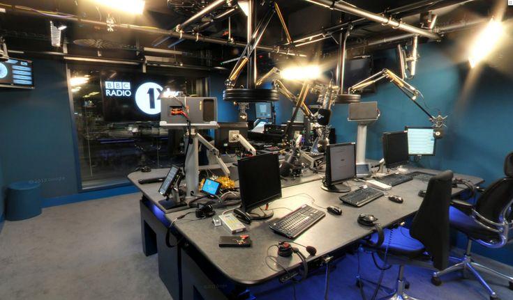 Radio 1 Studio