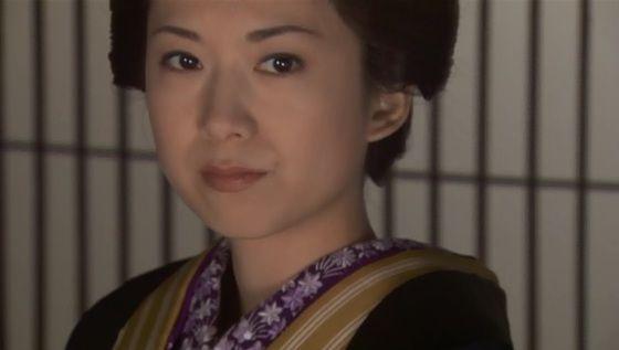 和久井 映見さん『花御殿のお菊(必殺仕事人2007)』