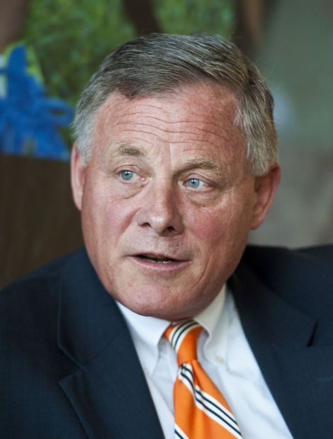U.S. Sen. Richard Burr, R-N.C., has supported a sustained Republican effort to control the purse strings of the federal consumer watchdog agency that recently fined Wells Fargo $100 million, an effort that law experts say would allow Congress to weaken the agency.