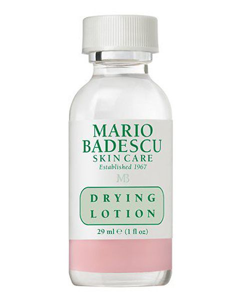 Acne Spot Treatments That Won't Dry Out Your Skin - Mario Badescu Drying Lotion  - from InStyle.com