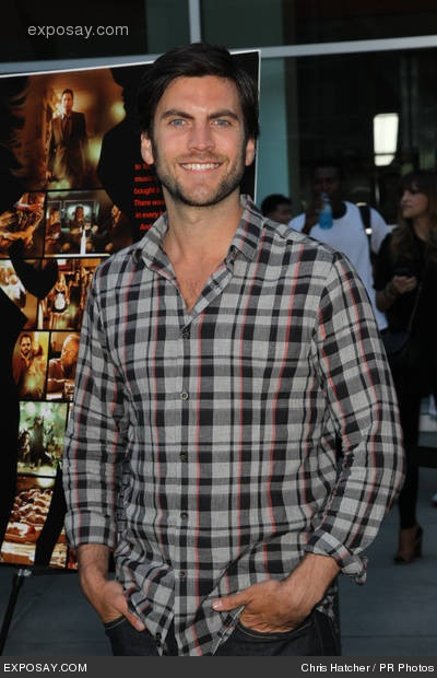 hello Wes Bentley's eyes!!