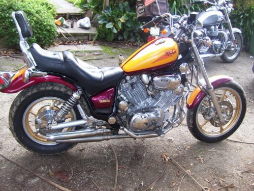 1995-rare-color-xv1100-virago-only-one-for-sale-in-australia-second-owner-vgc