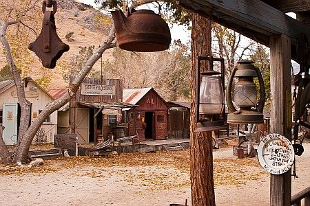 Silver City Ghost Town, Sierra Nevada