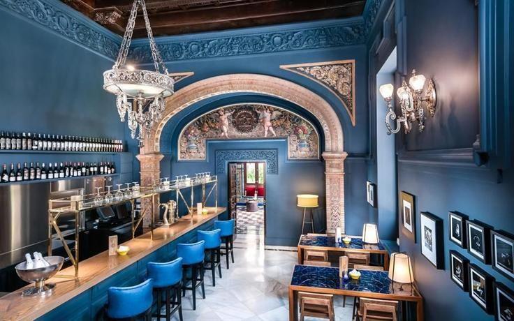Bar Americano, Alfonso XIII Hotel