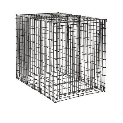 Xxl Dog Crate Pet Cage Kennel Huge Great Dane Size 54 Durable Metal Design Midw