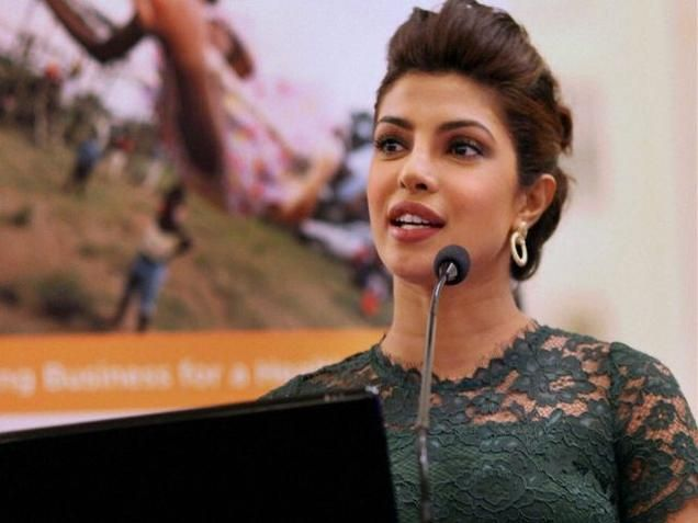 Unfair to target artistes: Priyanka on ban on Pakistani actors - http://thehawk.in/news/unfair-to-target-artistes-priyanka-on-ban-on-pakistani-actors/