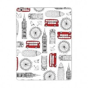 London Calling on a ipad skin