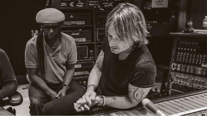 Keith Urban on 'Ripcord' Album's Sonic Curveballs