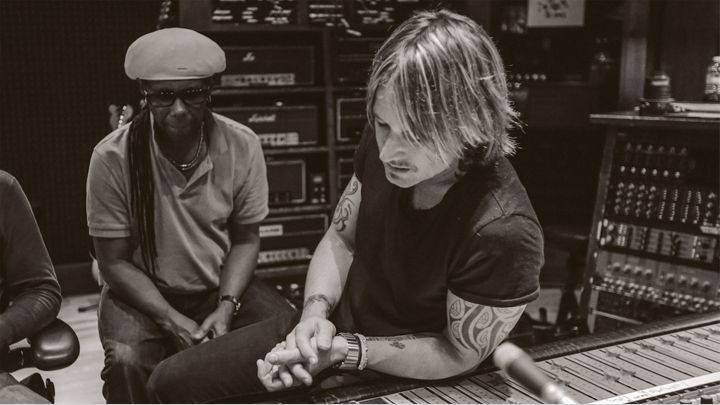 Keith Urban on 'Ripcord' Album's Sonic Curveballs