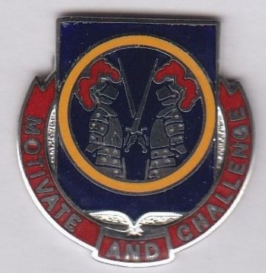 644th Personnel Services Battalion PSB crest