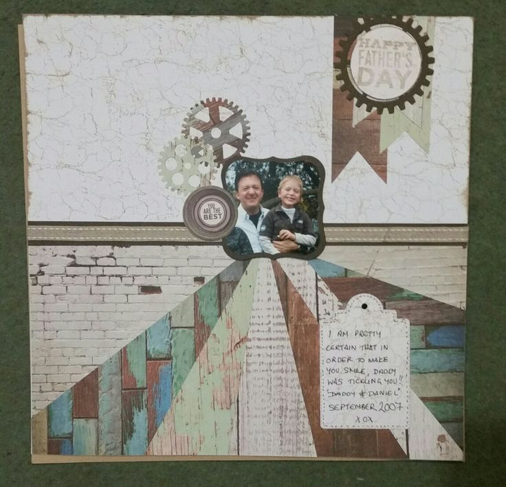 Page created using six and a half inch paper pad by Kaiser Craft base coat. Dies by Kaiser Craft Cohs. Stamps and die cuts by Kaiser Kraft factory 42. And just so you know creating the bottom half of this page involved more maths than I planned on....