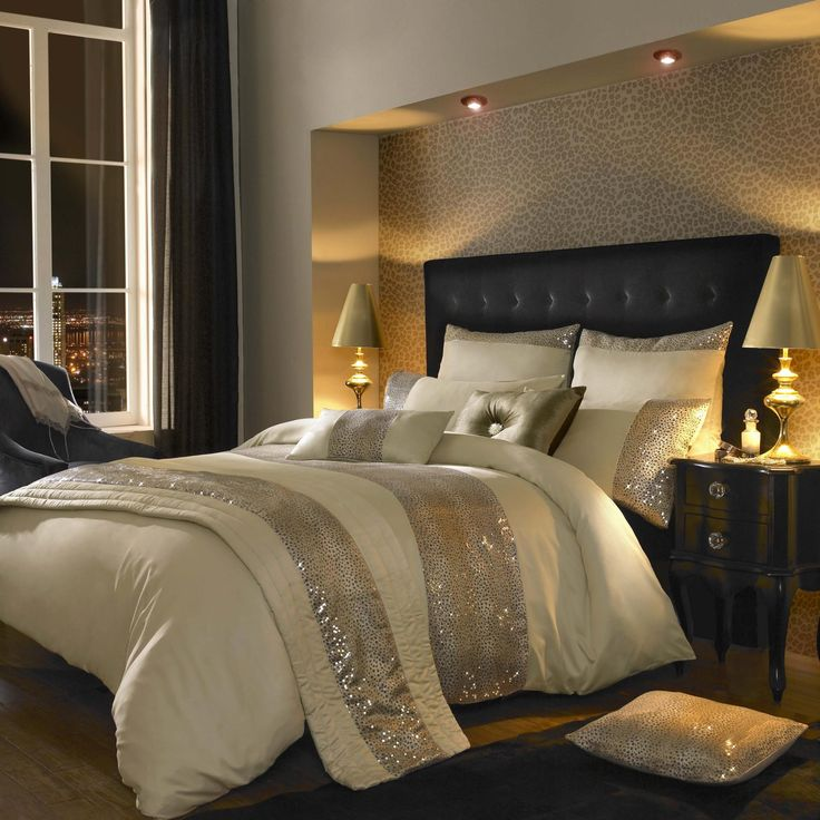 Glitterati Home Collection   Soft velvet and satin cushions encrusted with diamante brooches ...I want....