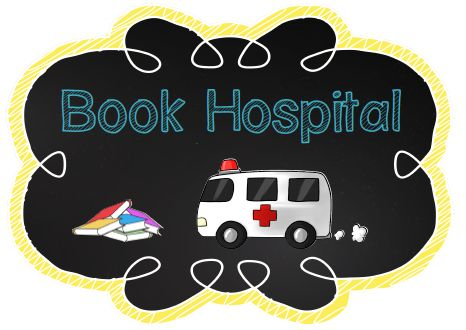 Book Hospital Label