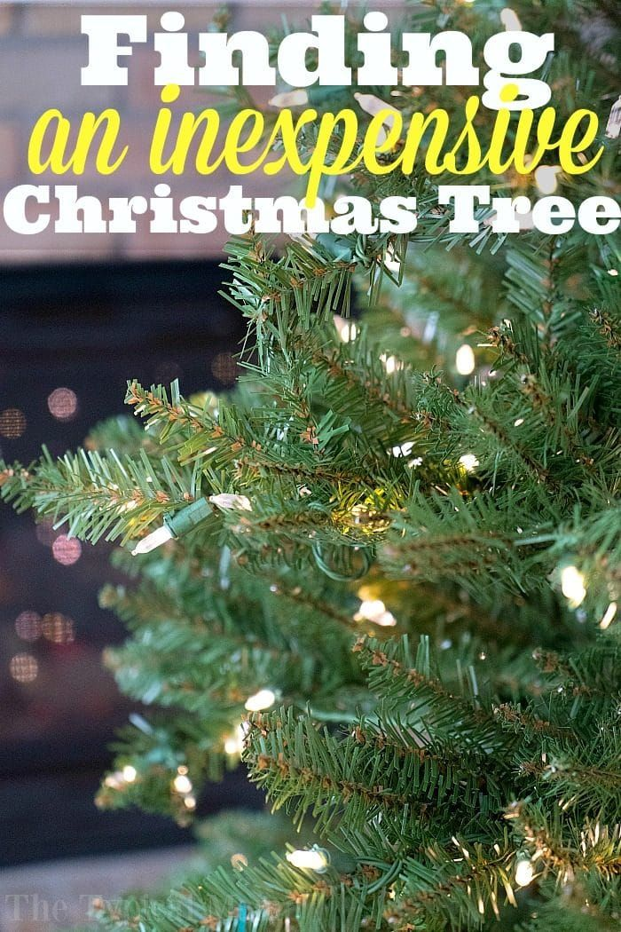 25 Unique Artificial Xmas Trees Ideas On Pinterest Christmas