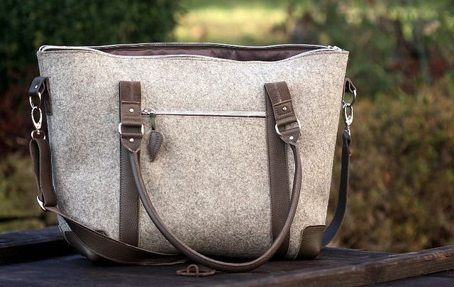 395 best taschen images on Pinterest | Sew bags, Sewing patterns and ...
