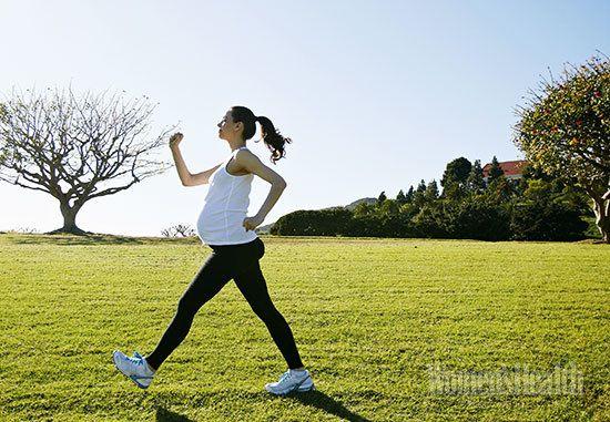 Упражнения для беременных | Журнал для женщин «Women's Health»