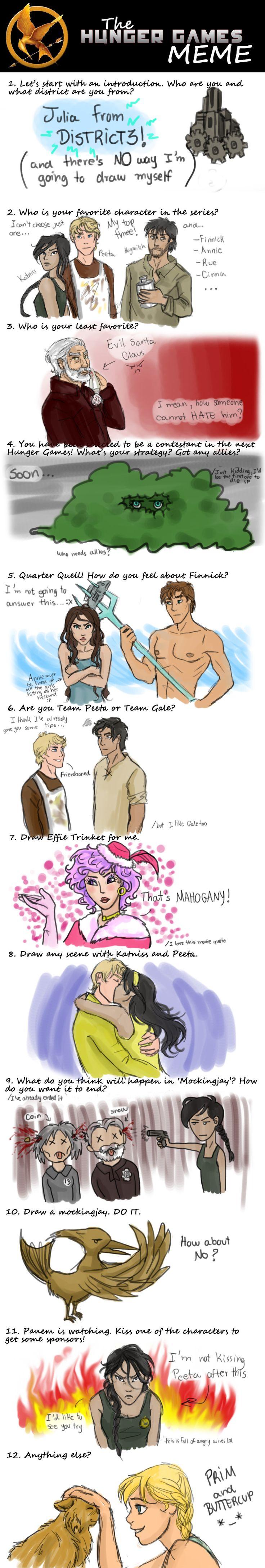 My Hunger Games Meme by juliajm15.deviantart.com on @deviantART