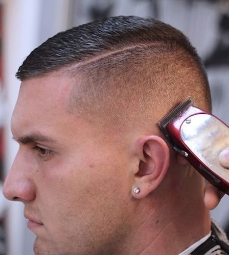 Groovy 1000 Ideas About Army Haircut On Pinterest Short Hairstyles Gunalazisus