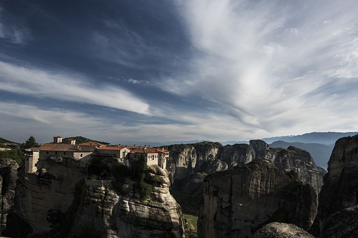 Monasteries of Meteora, Greece - Greece mainland Workshop - Ollie Taylor Photography