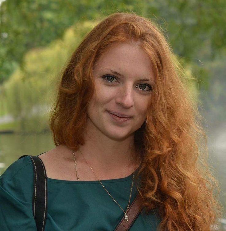 Single frauen mit roten haaren