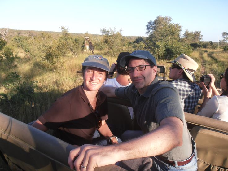 Gary Drevitch and his wife enjoy an adventure in South Africa! #SouthAfrica