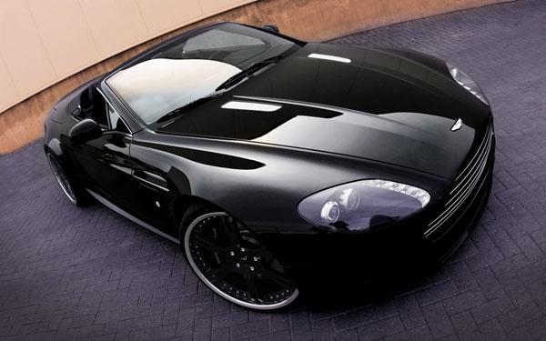 2012 Aston Martin Vantage V8
